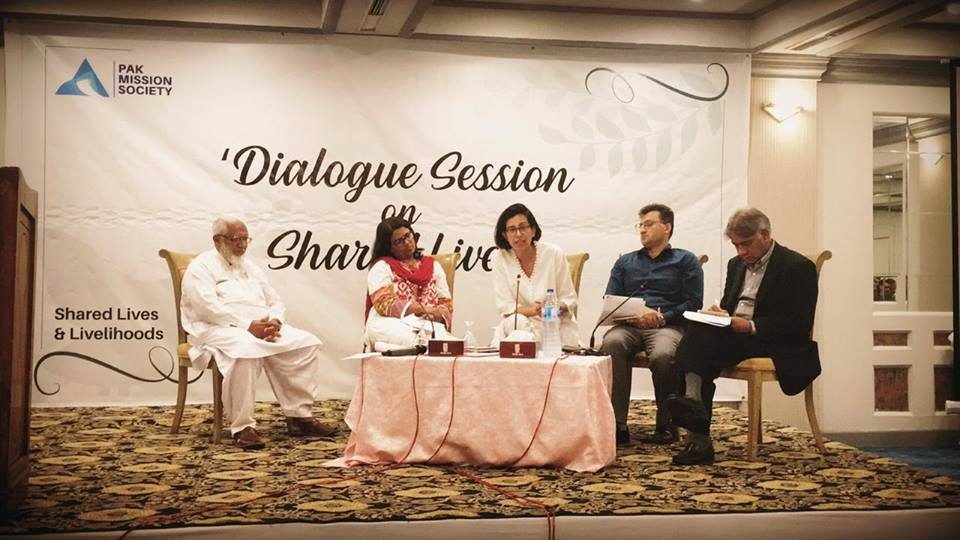 Dialogue Session on Shared Lives